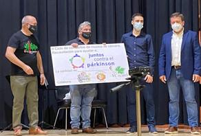 Organizadores del II Ciclo de Conciertos de Música de Cámara de Godelleta donan la recaudación a JCP