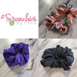 Scrunchies by Emma