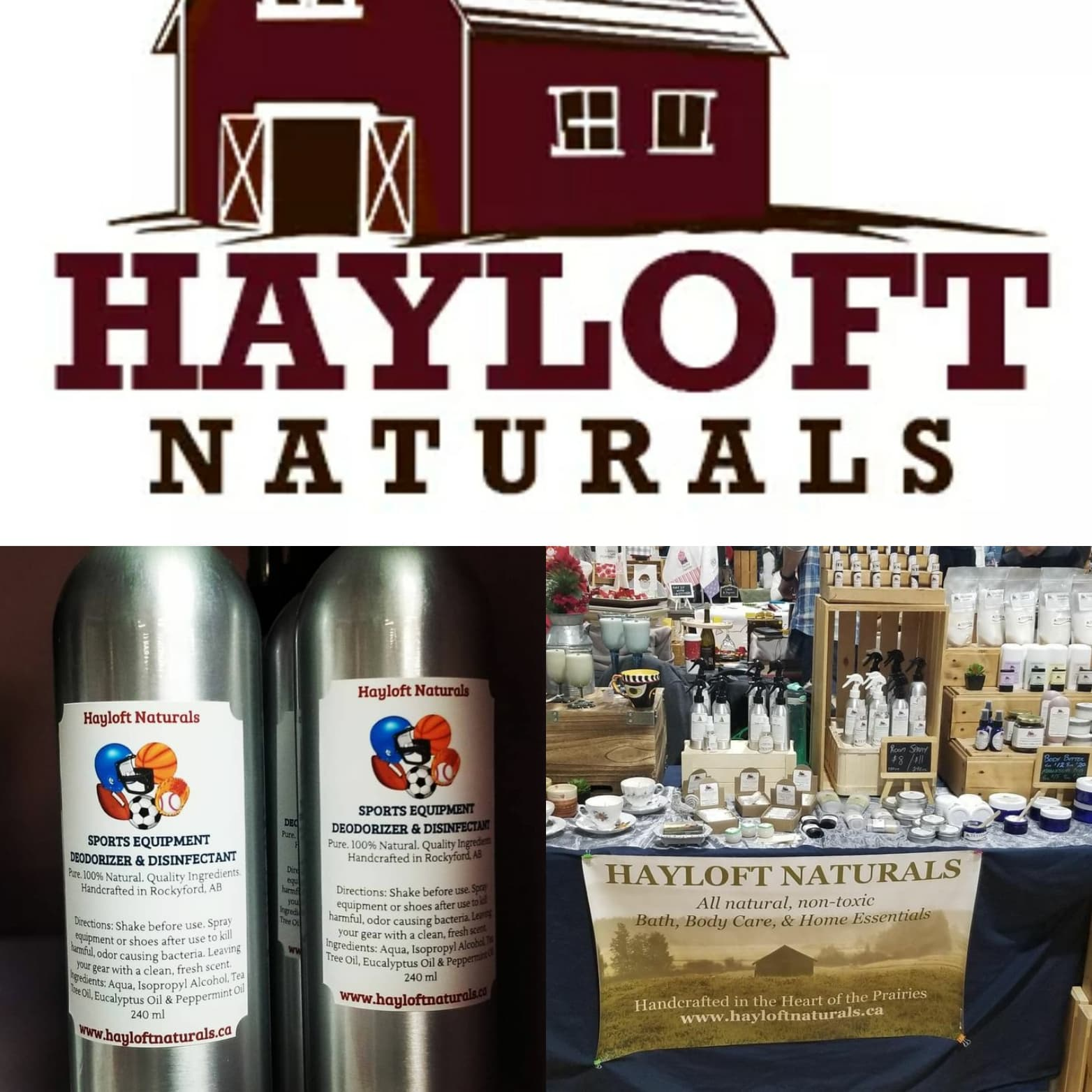 Hayloft Naturals