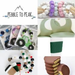 Pebble to Peak