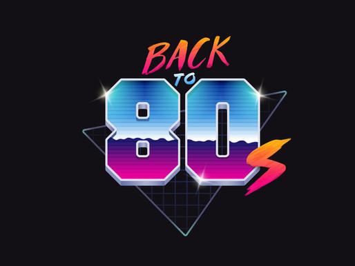 Soirées années 80 à nos jours !