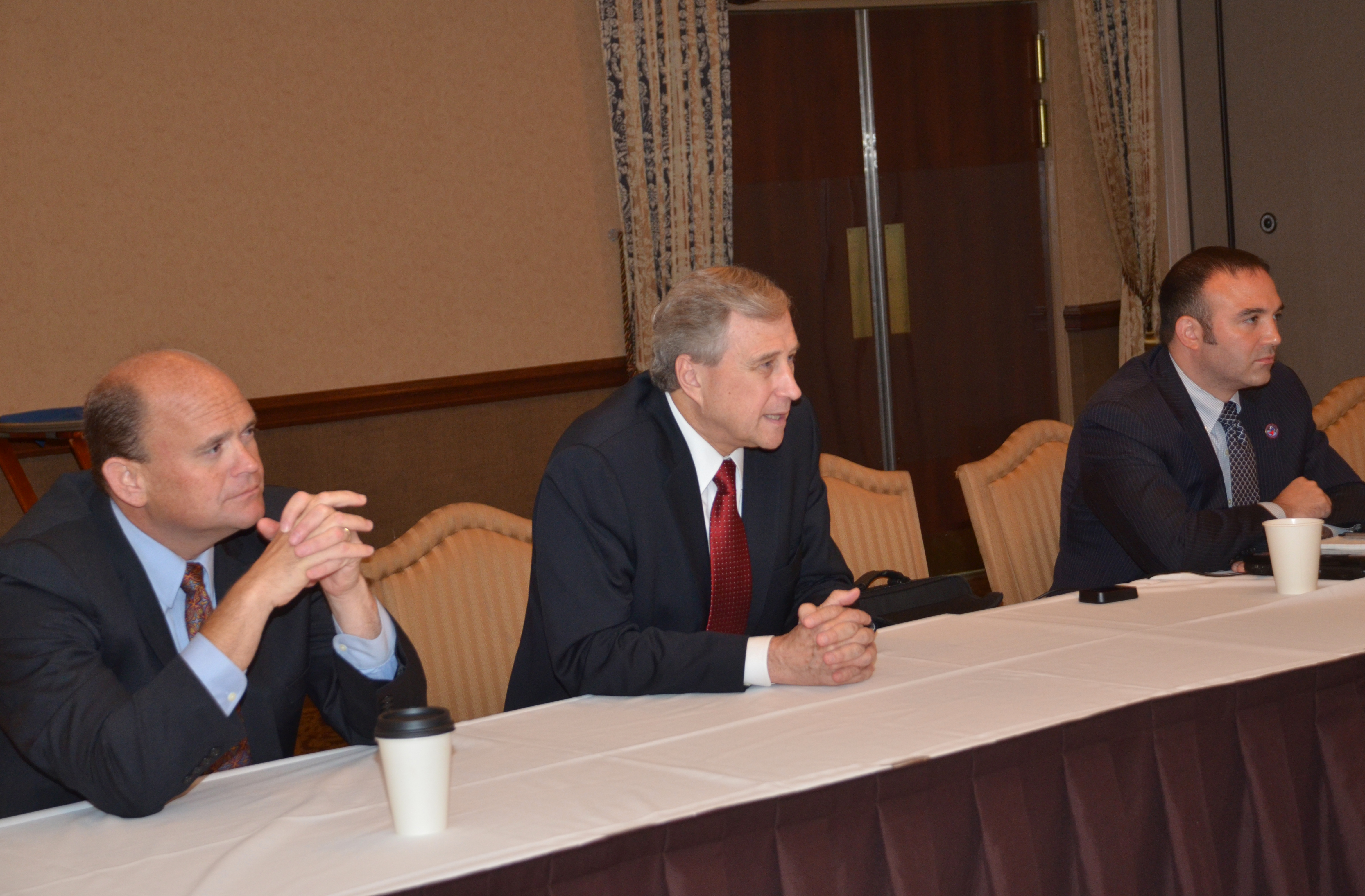 NYS GOP Chairman Meeting with OCRC