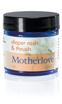 Diaper Rash & Thrush Salve (Motherlove)