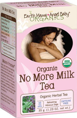 Organic NO MORE MILK Tea (Earth Mama Angel Baby)