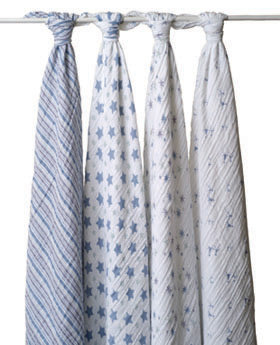 Aden + Anais Swaddles: Classic Muslin Collection