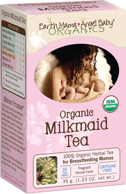 Organic Milkmaid Tea (Earth Mama Angel Baby)