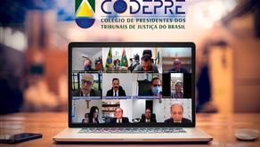 Reunião do Codepre define alterações estatutárias e ações em busca de fortalecimento do Judiciário