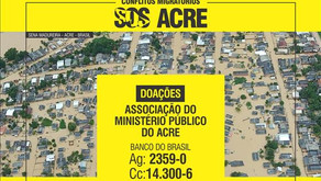 Codepre adere à campanha 'SOS Acre'
