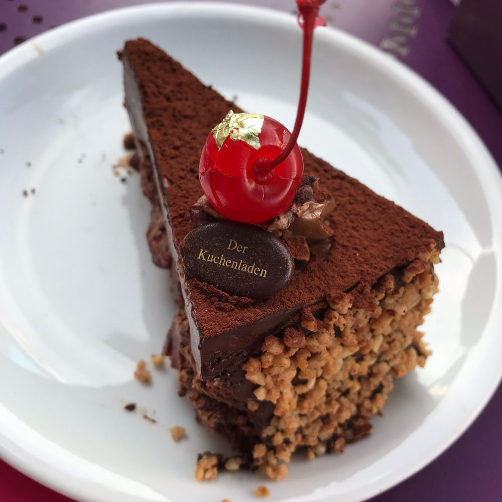 Travel Blog Desserts In Berlin