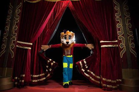 Gogo the Lion