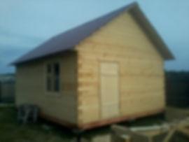 Строительство бань и домов под ключ