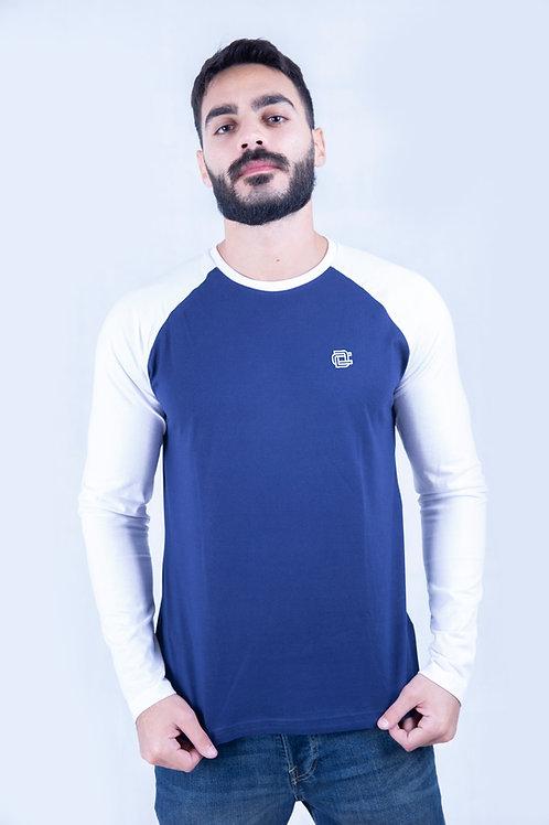 Reglan full sleeve Navy blue