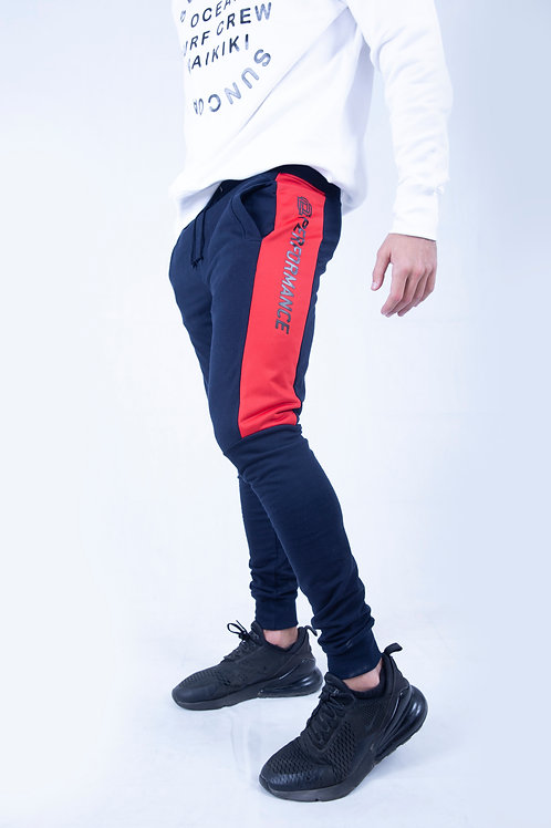 Performance Navy Blue Joggers