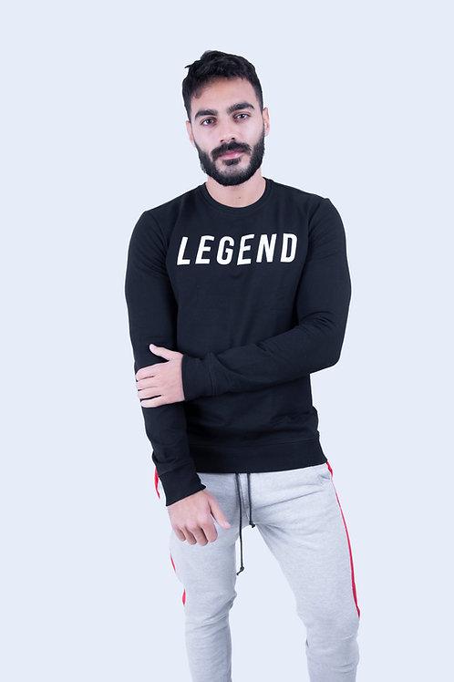 Legend Black Sweatshirt