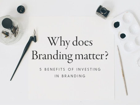 Why does Branding matter?