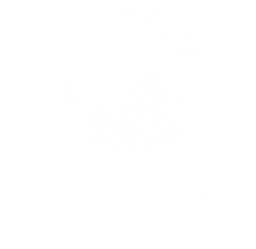 logo peculiar brand, full moon, tagline a studio for the courageous and mischievous