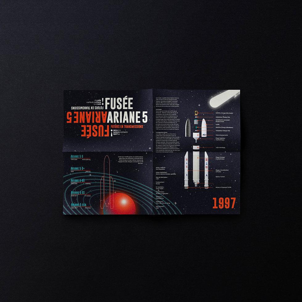 FUSE ARIANE 5 NASA