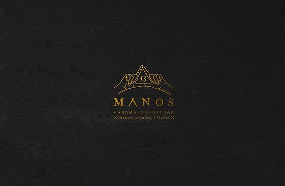 13 manos coworking logo