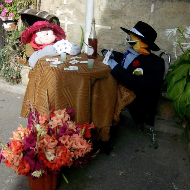 Decoración fiestas Olmillos de Sasamón