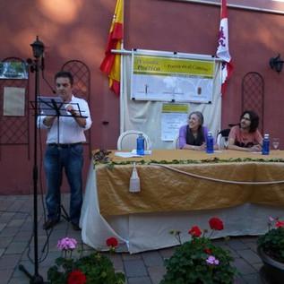 José María Palomero presenta a Aurora Tovar
