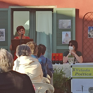 Intervención de Marisa López Soria