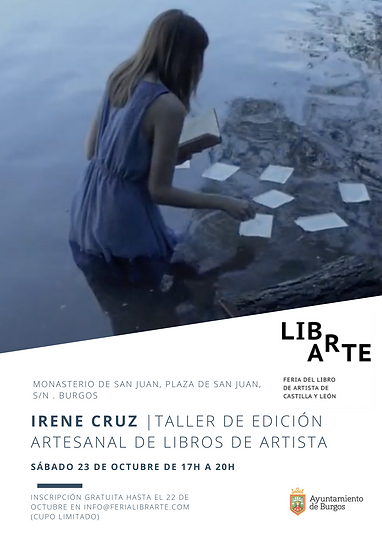 Taller autoedición Irene Cruz