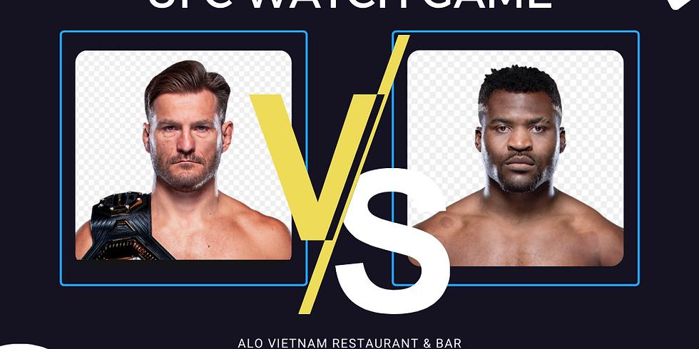 UFC Watch Night