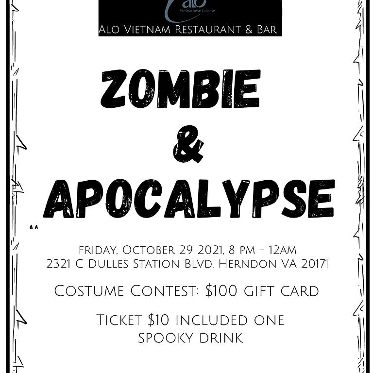 Halloween Party - Zombie & Apocalypse