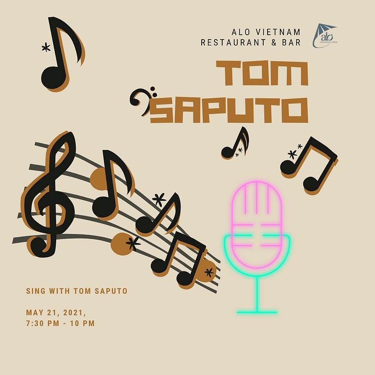 Sing with Tom Saputo