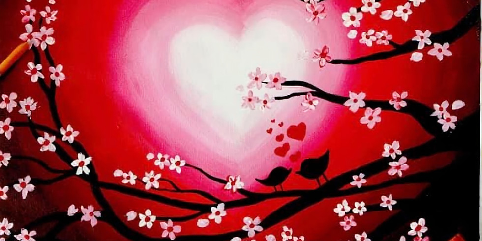 Sip & Paint Valentine's Weekend at Alo Vietnam Restaurant Bar
