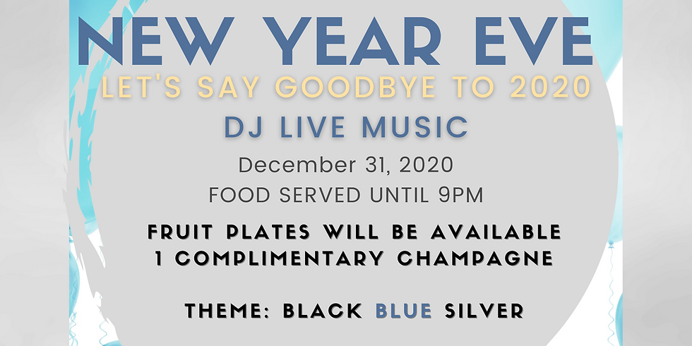 Let's Spend New Year Eve with Us