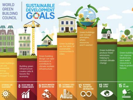 Edificios verdes y Objetivos de Desarrollo Sostenible
