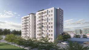 Gran Lanzamiento de EcoBarrio II, nuevo condominio con vista al mar y la cordillera
