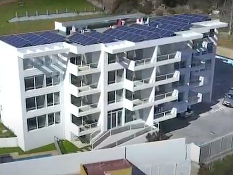 """¿Sabes qué son los edificios """"verdes""""?"""