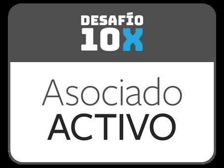 Ecovista es Asociado Activo de Desafío 10X