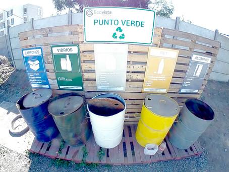 Punto Limpio, la importancia de #Reciclar