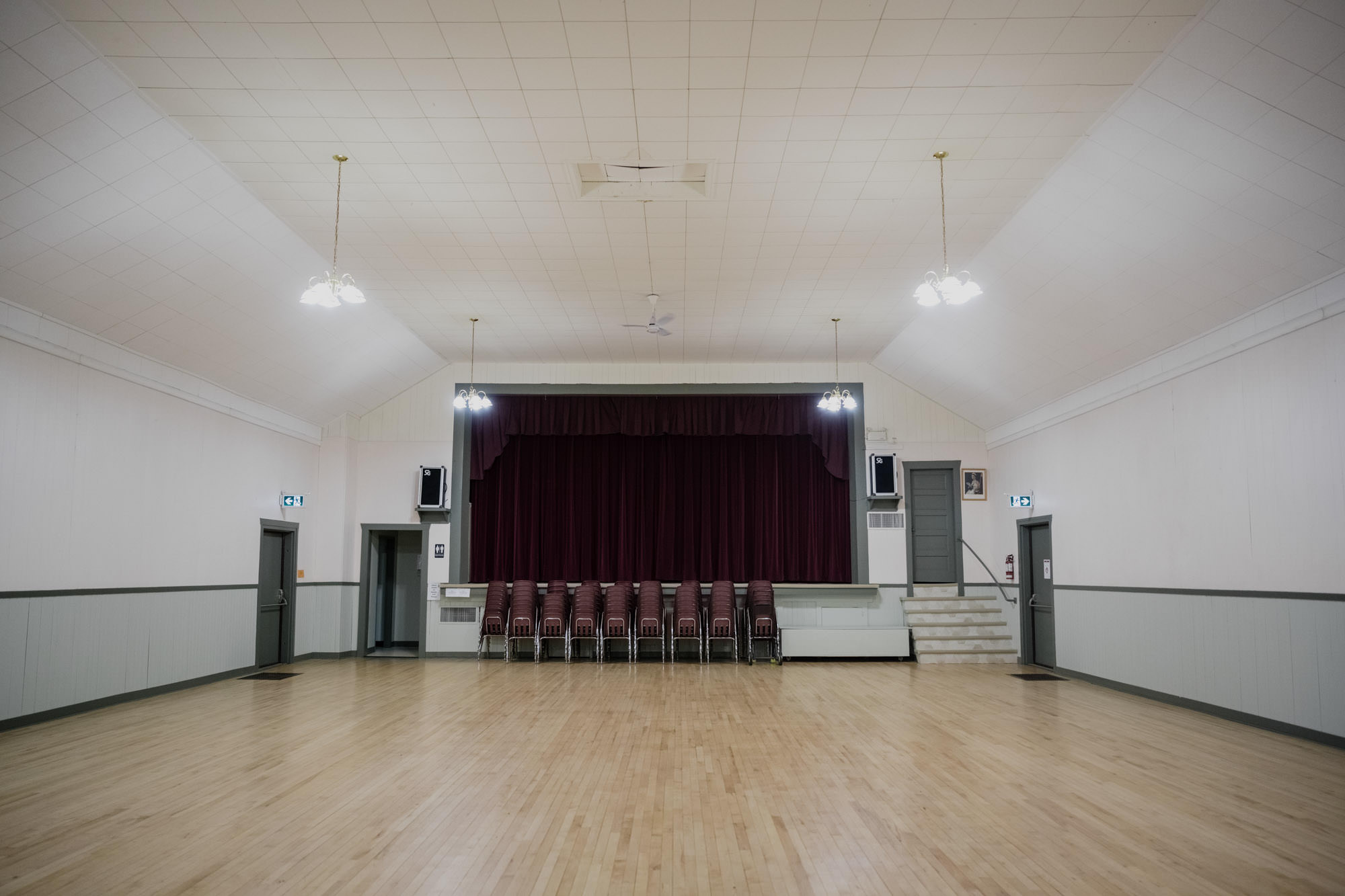 Private Main Floor - Full Day