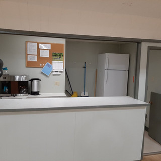 Kitchenette Serving Counter