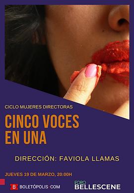 Cinco Voces. CDM.png