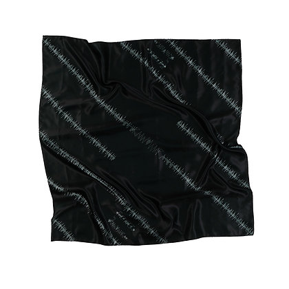 RICHTER SATIN SCARF - COLLECTION NAME
