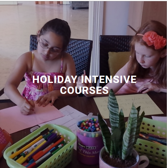 holiday course