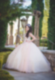 Quinceañera photography