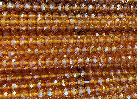 Orange Waistbeads