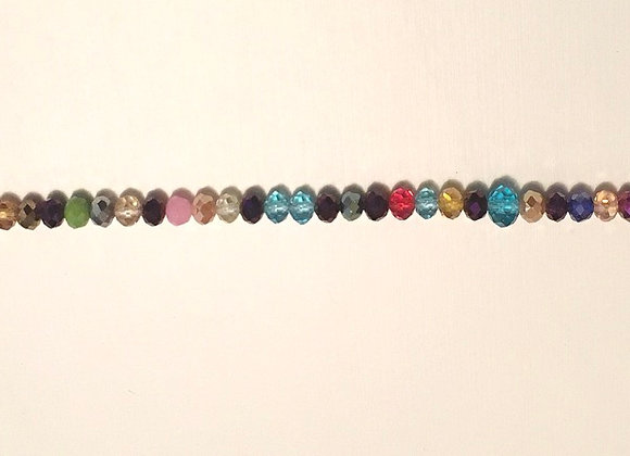 Royal Multi Color Waistbeads