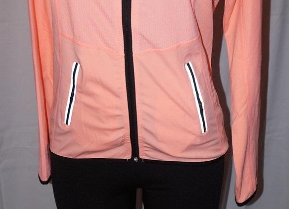 Sport Jacket & Legging Set- Blush