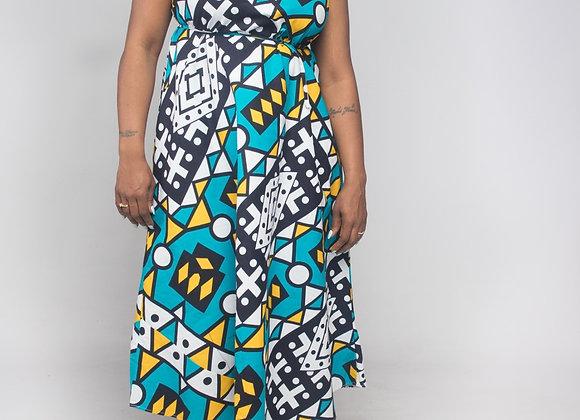 Agbo Dress Long