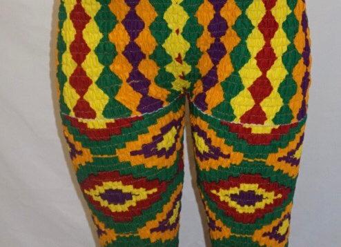 Abena Tube Top Pants Set