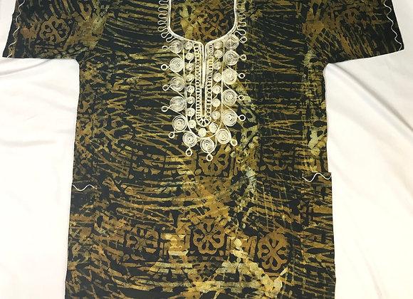Embroidered Dashiki