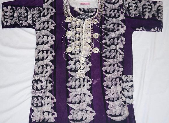 Men's embroidered Dashiki