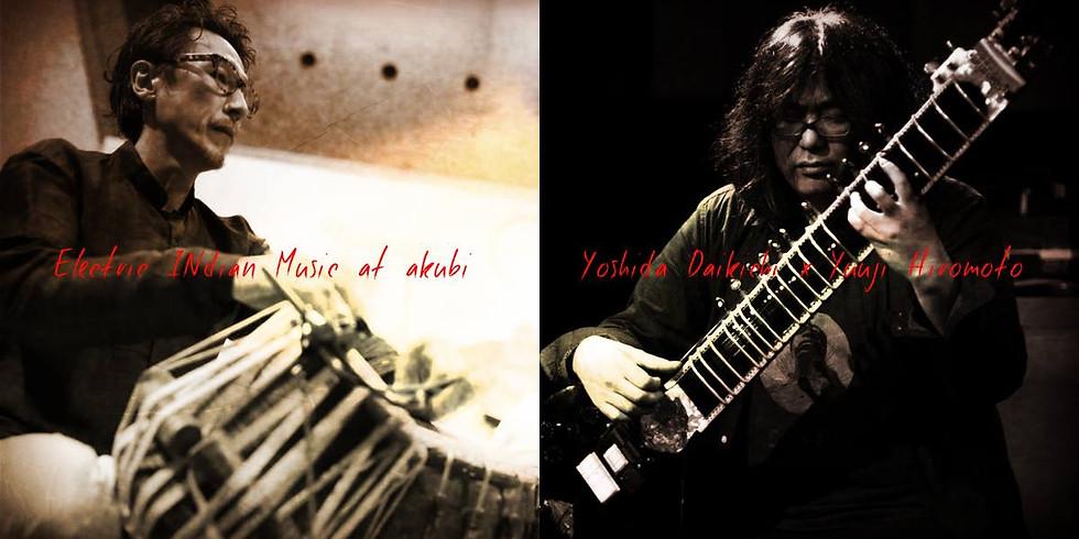 インド古典音楽の夜